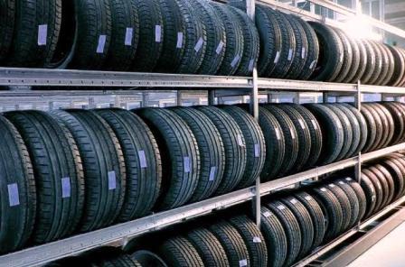 Какие три производителя лидируют на рынке шин?
