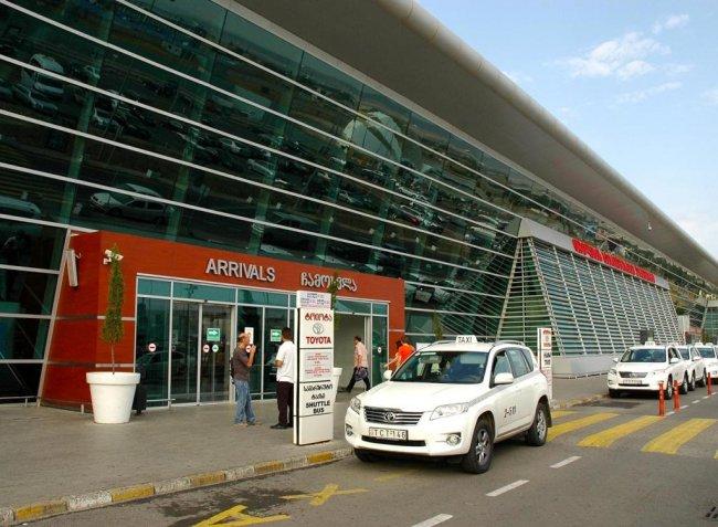 Современный аэропорт Грузии.